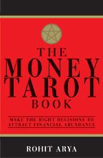 The Money Tarot Book by Rohit Arya