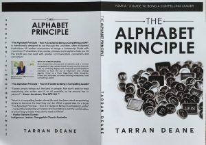 Sometimes you've just got to spell it out and hit the shift key, if you want to be better and you want to confidently know you can rely on your team to have your back and deliver on promises. Pre-Order http://www.tarrandeane.com/alphabet/