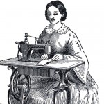 Antique-Sewing-Machine-Lady-GraphicsFairy-thumb-150x150
