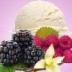 black raspberry and vanilla candle scent oil
