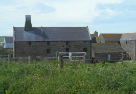 Barony Mills Orkney by tartanthrifty.org