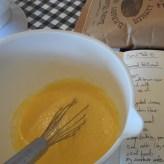 Bere Meal Bread wet ingredients