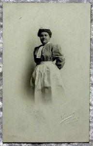 victorian servant