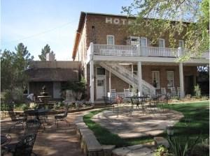Limpia Hotel. Ft. Davis, TX