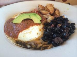 Steve's Breakfast: Huevos Rancheros