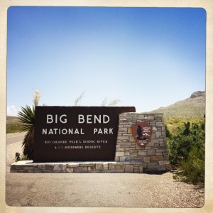 Goodbye, Big Bend. Until next time.