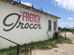The French Grocer. A good, solid general store.
