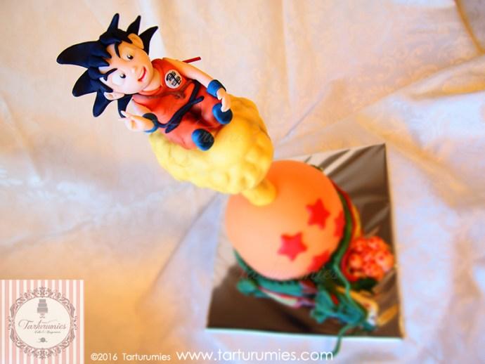 Tarta Dragon Ball Tarturumies