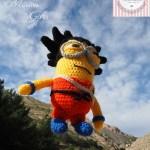 Minion Goku Tarturumies