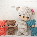 Kuma's Bear Family