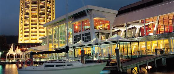 Luxury Hotels Tasmania - Wrest Point Hotel
