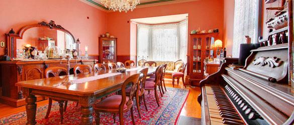 Luxury Bed and Breakfasts Tasmnaia - Breakfast at Edenholme Grange