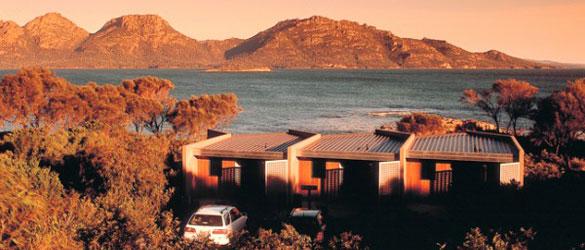 Luxury Resorts Tasmania - Edge of the Bay Resort