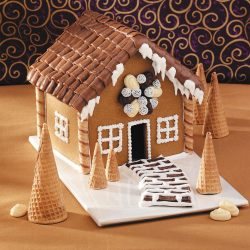 Lovable Cubicle Gingerbread House Decorations Charleston Sc Home Gingerbread House Decorations Mini Gingerbread House Taste