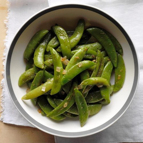 Medium Of How To Cook Snap Peas