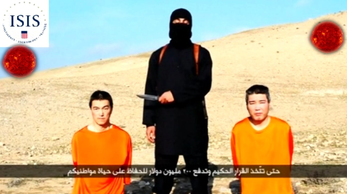 """TOKYO (AP) — Japan promised Saturday not to give up """"until the very end"""" on efforts to rescue two Japanese hostages threatened with beheading by Islamic militants demanding a $200 million..."""