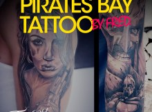 PIRATES BAY TATTOO