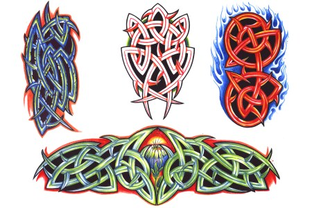 more celtic tattoo designs