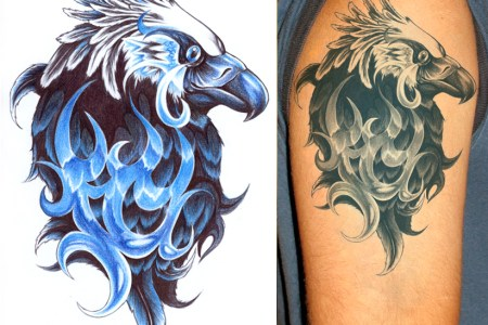 eagle tattoo designs 2
