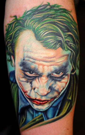Angry Joker Face Tattoo Sketch Of 28 2019 Tattoos Ideas