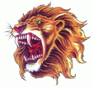 Crawling Lion Tattoo On Chest Of 11 2019 Tattoos Ideas