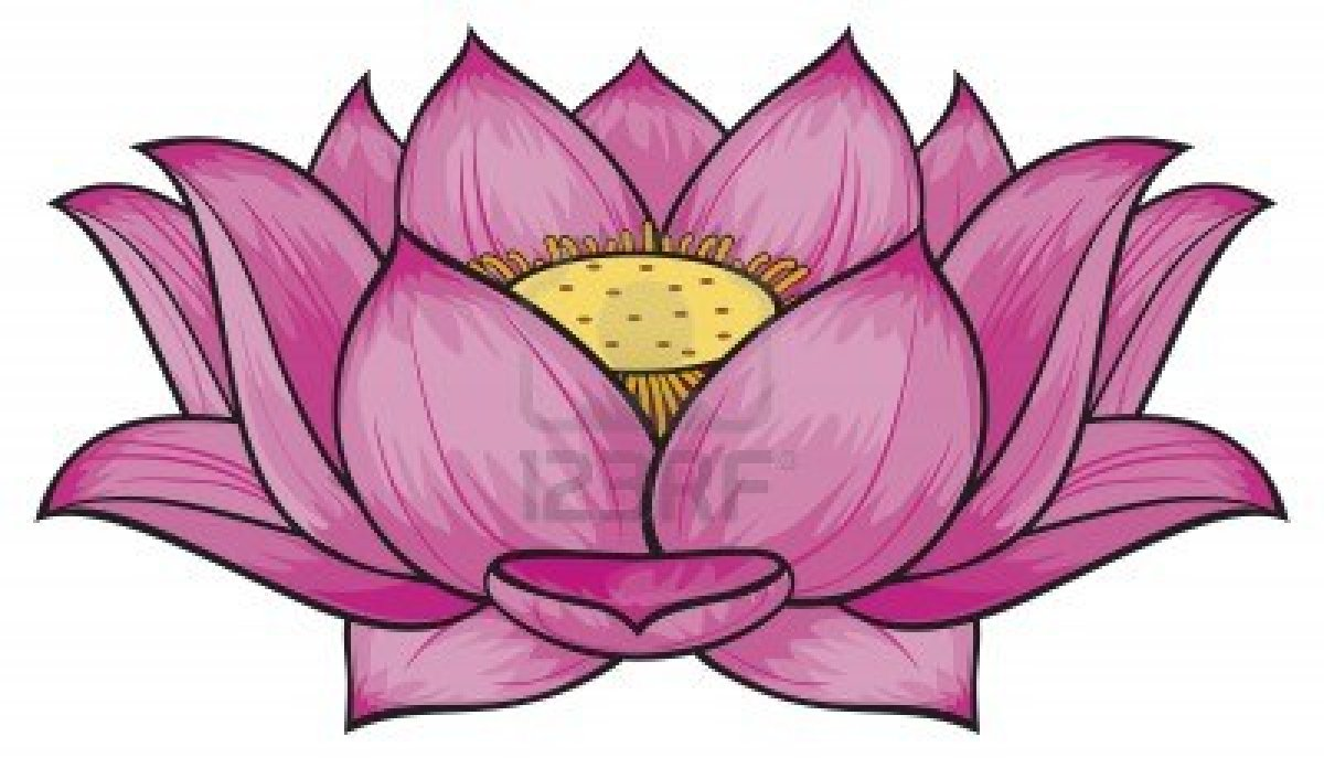 Flying Dragonflies And Pink Awesome Lotus Flower Tattoo 2018