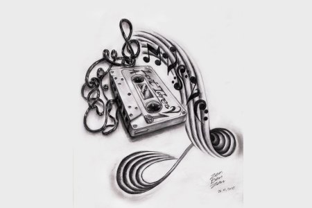 latest music tattoo designs 2