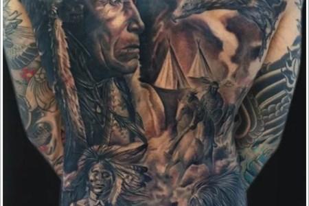 native american tattoo designs 7