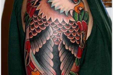 eagle tattoo designs 7