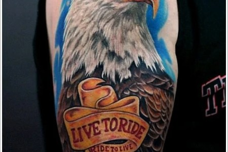 eagle tattoo designs 8