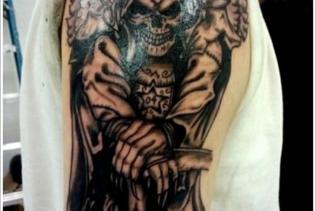 grim reaper tattoo designs 3
