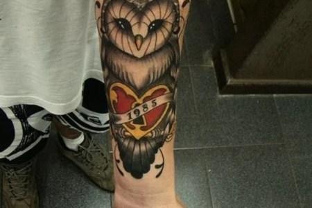 owl tattoo 28