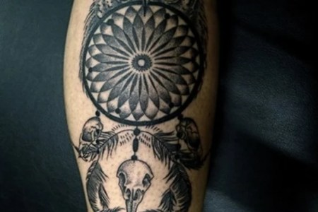 owl tattoo 9