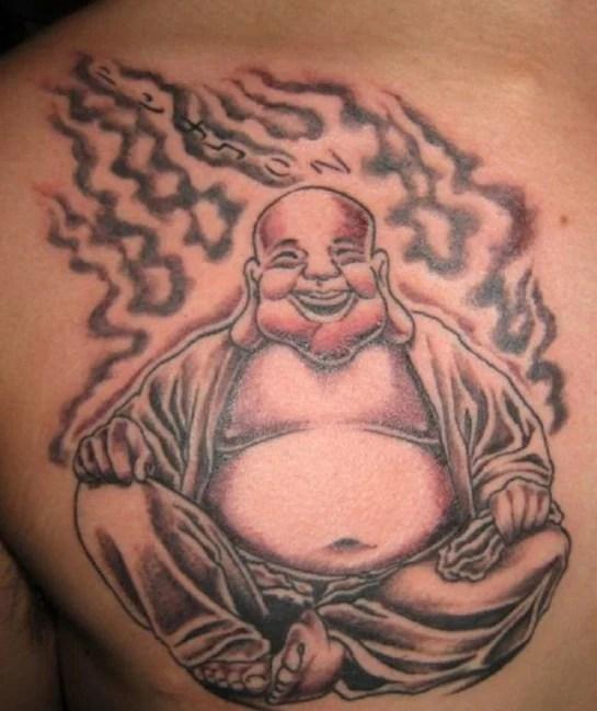 20 Spiritual and Stunning Buddhist Tattoo Designs of 9 by Matthew