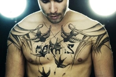 chest tattoo designs for men and women 21