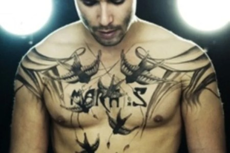 chest tattoos for men 3