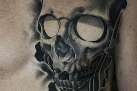 53 skull tattoos