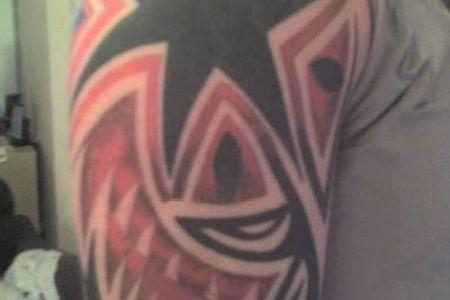 tribal half sleeve 3109901223191