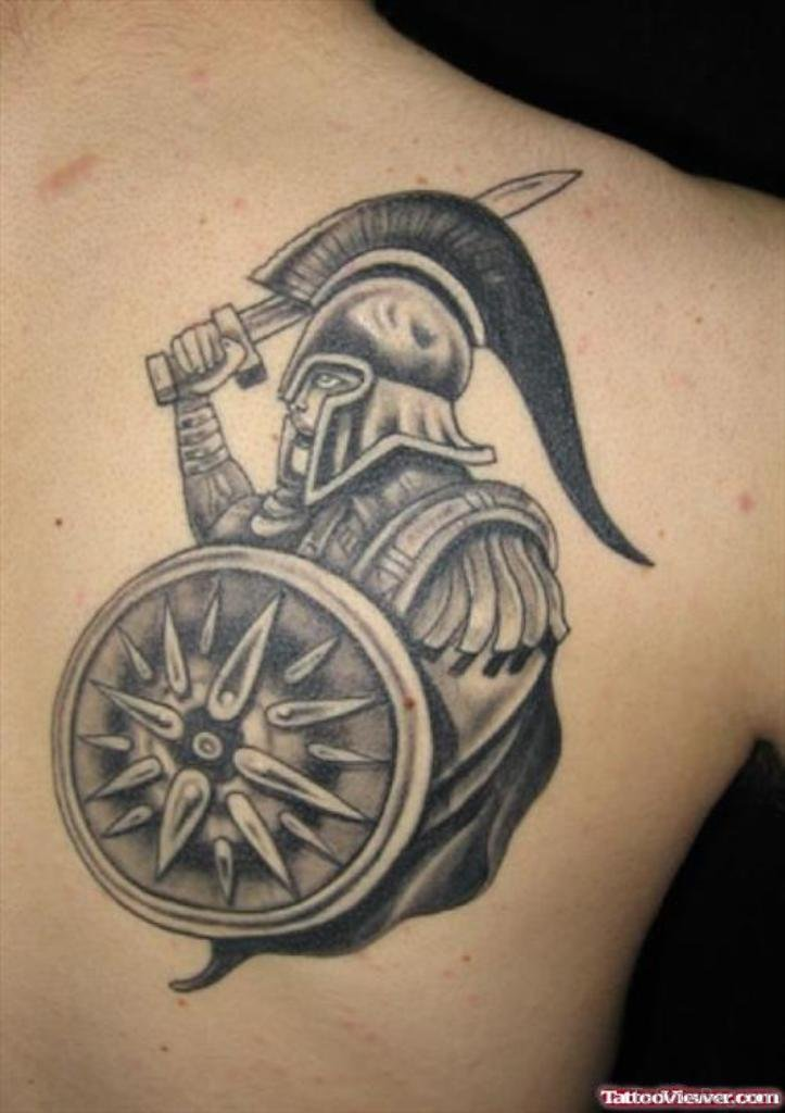 59 Alluring Viking Tattoos For Back of 25 by Levi