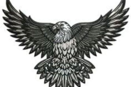 eagle tattoo design tb1050