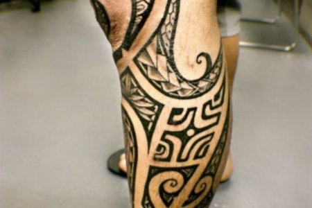 polynesian tattoo design tb12117