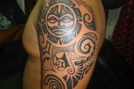 maori tattoo design 768x1024