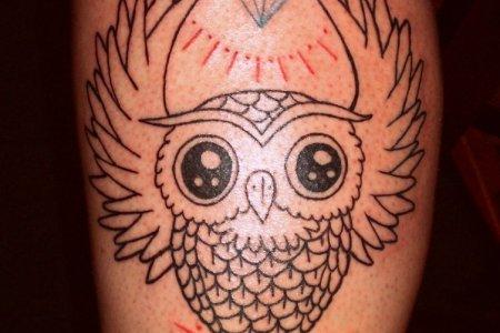 owl tattoos tumblr