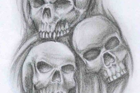 skull tattoos pictures
