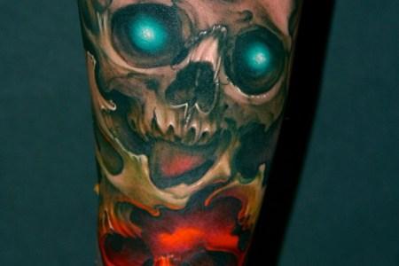 tattoos skulls