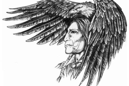 cherokee indian tribal tattoos 1024x901