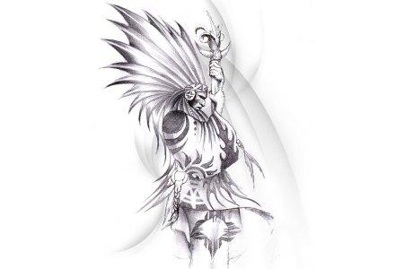 indian tattoo ideas