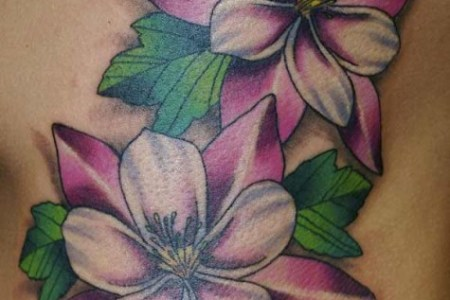 rose and vine tattoo 475x1024