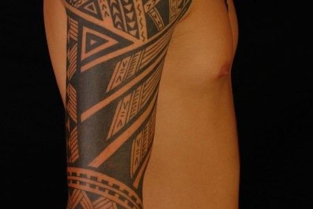 samoan tattoo sleeve