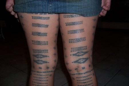 samoan tattoos for women